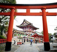 Fushimi Inari by Edy Lianto