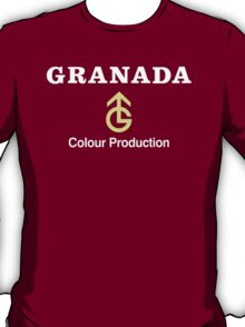 Granada TV logo: from the North T-Shirt