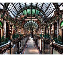 County Arcade Leeds Photographic Print