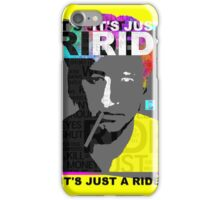 Bill Hicks (It's Just A Ride) iPhone Case/Skin