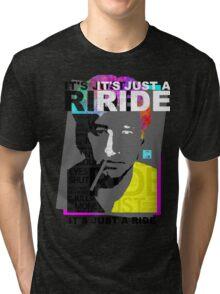 Bill Hicks (It's Just A Ride) Tri-blend T-Shirt