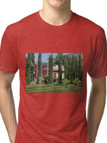 Don't know whether it was real or a dream Tri-blend T-Shirt