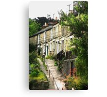 Stokes Croft in Frome Canvas Print