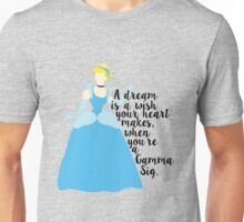 GSS - Slipper Princess (color) Unisex T-Shirt