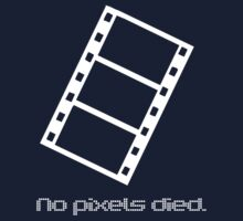 Isowear.com - No Pixels Died by isowear
