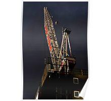 Sky Crane Poster
