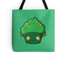 Spooky Cupcake - Swamp Thing Tote Bag