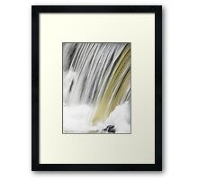 Abstract Flow  Framed Print