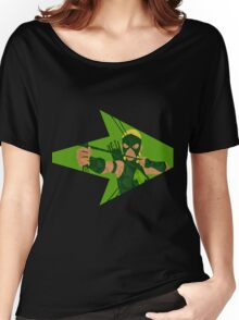 Artemis - Young Justice Women's Relaxed Fit T-Shirt