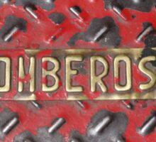 Bomberos Sticker