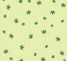 Cannabis rain by Laschon Robert Paul