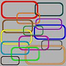 Chain in colors by robertosch