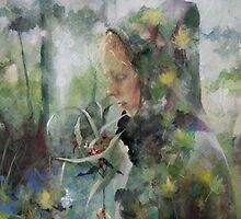 Inori by vasenoir