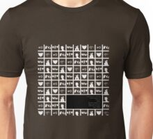 Mosaic CD Cover Unisex T-Shirt