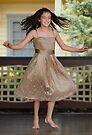 Joyful twirl  by Stephen Colquitt