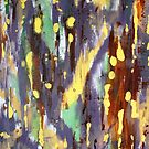 Yellow Fungi by George Hunter