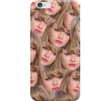 Taylor Swift collage phone case iPhone Case/Skin