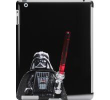 Darth Vader Snow iPad Case/Skin
