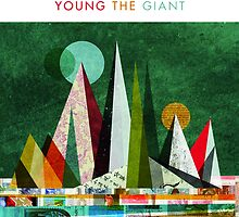 Young the Giant by Kyle Bonnett