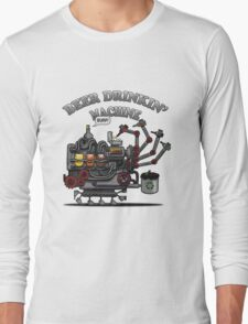 Beer Machine Long Sleeve T-Shirt