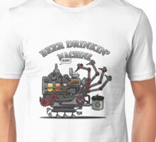 Beer Machine Unisex T-Shirt
