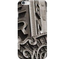 The Warner Theater iPhone Case/Skin
