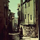 Stillness on the island  by Mojca Savicki