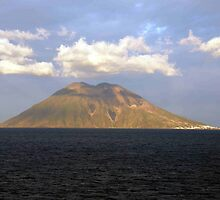 Stromboli Sicily by mikequigley