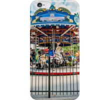 Carousel Columbus Commons iPhone Case/Skin