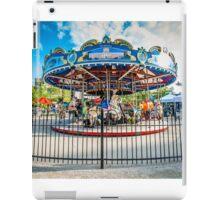 Carousel Columbus Commons iPad Case/Skin