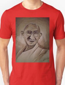 Father Of Nation - Mahatma Gandhi  Unisex T-Shirt