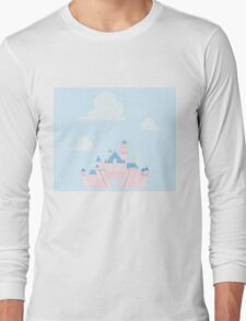 Step Into the Magic Long Sleeve T-Shirt