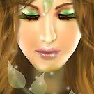 Virgo by Lubna