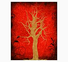Abstract Tree Oil Painting T-Shirt