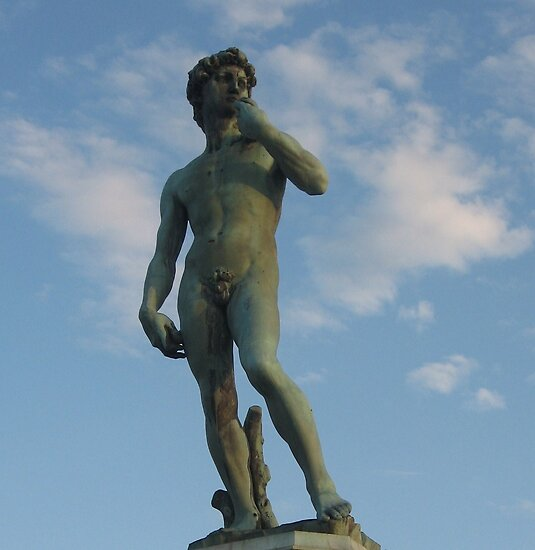 Il Davide by Kymbo