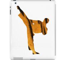 Tiger Kung Fu iPad Case/Skin