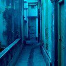 Narrow Lane in North Kolkata by Shubhrajit Chatterjee