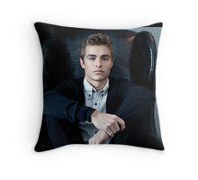 Dave Franco Throw Pillow