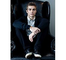 Dave Franco Photographic Print