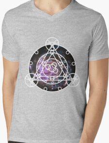 Galaxy Ruins of Arceus Mens V-Neck T-Shirt