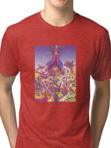 Fanatical Feast Tri-blend T-Shirt
