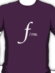 isowear.com - F / me. T-Shirt