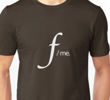 isowear.com - F / me. Unisex T-Shirt