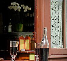 Vincent's table?  Auberge Ravoux, France by buttonpresser
