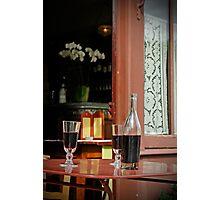 Vincent's table?  Auberge Ravoux, France Photographic Print