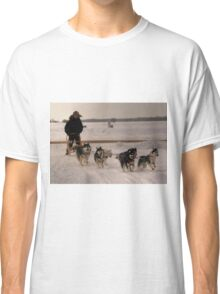 Canadian Dogsled Team Classic T-Shirt