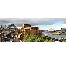 The Sydney Icons Photographic Print