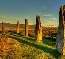 Stones (Ring of Brodgar) by Panalot