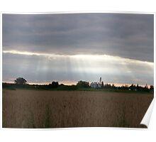 Rural Sky Poster
