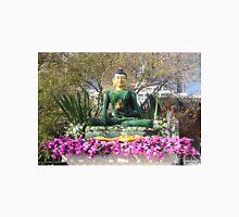 Jade Buddha for Universal Peace Unisex T-Shirt